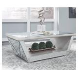 Ashley T910-1 Fanmory 52-inch Coffee Table