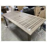 Ashley 84-inch Outdoor Table