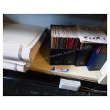Contents of 1 shelf - travel literature
