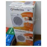 2 Comfort Zone heaters