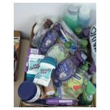 2 boxes personal care items
