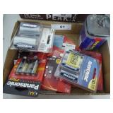 Misc. batteries