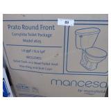 Mansfield 1.6 gpf toilet