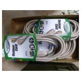 3 ext. cords