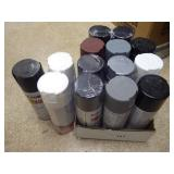 Misc. spray paint