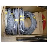 Misc. cable / wire items