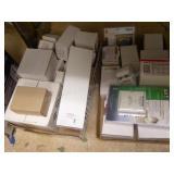 2 boxes misc. furnace repair items