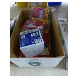 Misc. Shop Vac bags & filters
