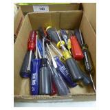 Misc. screwdrivers