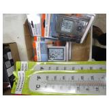 Misc. thermometers