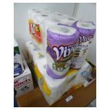 Misc. paper towel items