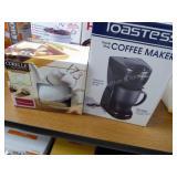 Tea pot & coffee maker