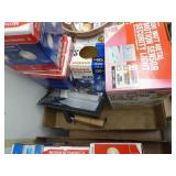 Misc. light bulbs & fixture items