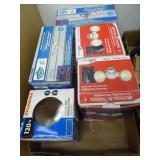 Misc. lightbulbs & fixture items