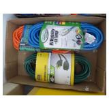 Misc. ext. cords