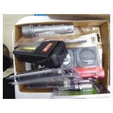 Misc. flashlight items