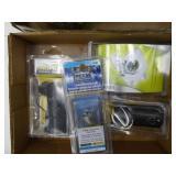 Trailer plug items