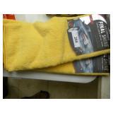 Car towels