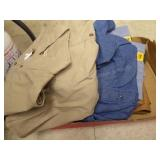 Misc. work clothes