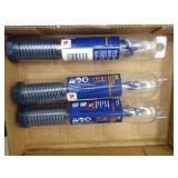 3 Bosch auger bits