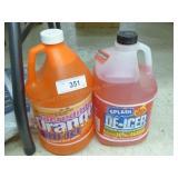 1gal anti-ice & 1gal windshield washer fluid