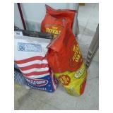 3 bags charcoal