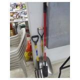 Fork - shovel - spade