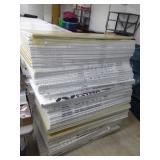 """Stack of 1/2"""" ultra fold foam"""