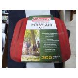 First aid kit & 2 tote bags