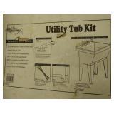 Utility tub kit