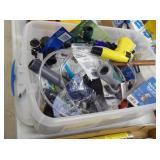 Garden hose items & other