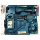 Makita 14.4V drill & light (condition unknown)