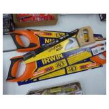 4 hand saws