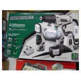 Master Force 12V tool set