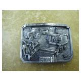 Vintage Case IH belt buckle - NOS