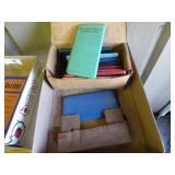Vintage IH color sample plates