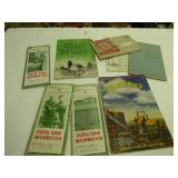 Vintage farm literature