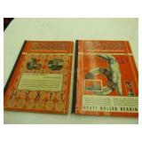 1936-37 & 1937-38 Tractor Field books