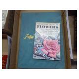 1964 BIRDS OF WISCONSIN Gromme book & flower book