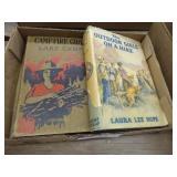 Campfire Girls & Outdoor Girls books