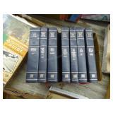 7 Time Life Civil War books