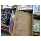 Vintage dog books