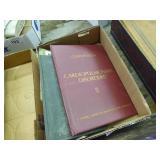 Vintage health & medical books