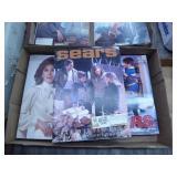 3 Sears catalogues - vintage