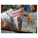 Vintage Outdoors magazines