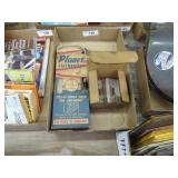Vintage NOS Planet clothesline & switch covers