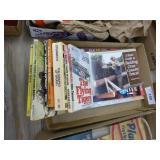 Paperbacks & wood working books