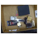 Lighters & cigarette case