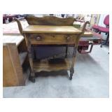 """Vintage washstand 34""""H x 31""""W x 17""""D"""