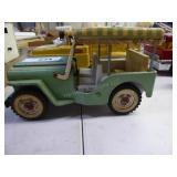 Vintage Tonka Jeep